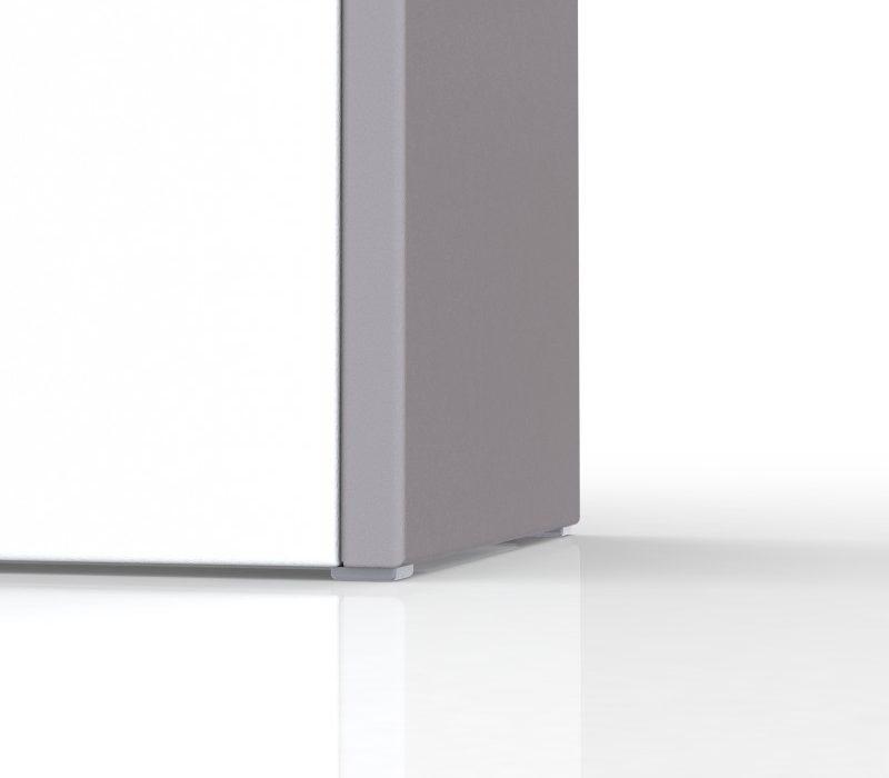 Multilith Recyclingstation mit Möbelgleiter